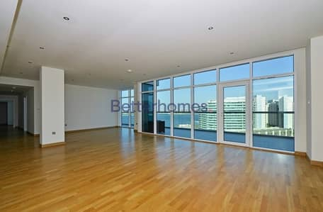Spacious 2 Bed with Canal and Sea view Al-Barza