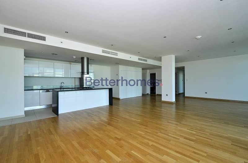 2 Spacious 2 Bed with Canal and Sea view Al-Barza