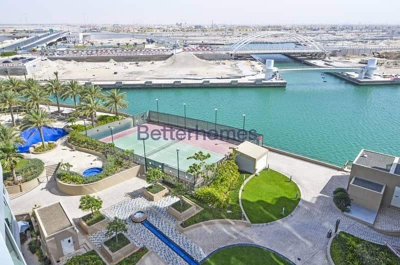 10 Spacious 2 Bed with Canal and Sea view Al-Barza