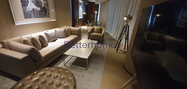1 Bedroom Hotel Apartment for Sale in Business Bay, Dubai - HIGH FLOOR| 1 BEDROOM + STUDY | TOWER C