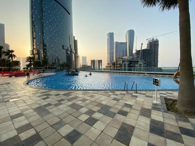 2 Bedroom Flat for Rent in Al Reem Island, Abu Dhabi - Gorgeous 2BH Apt| Amazing View| Full Facilities