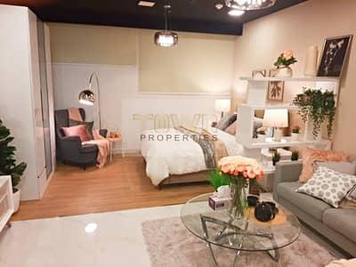 1 Bedroom Flat for Sale in Al Raha Beach, Abu Dhabi - Beautiful Furnished 2BR Loft! Canal View!