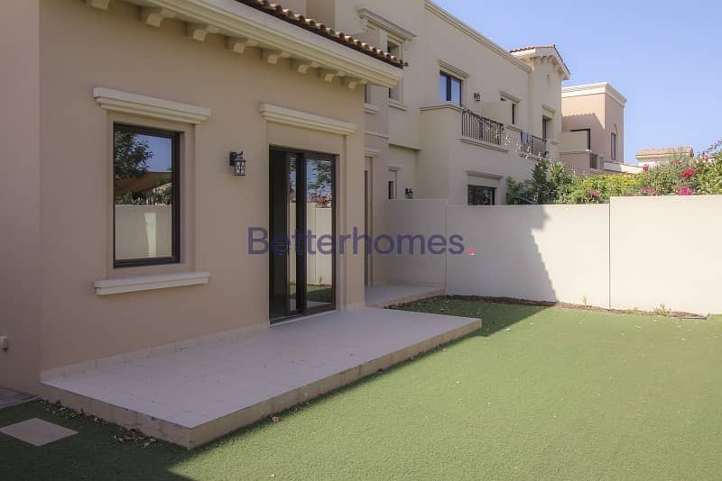 Type 1E | Backing Park | Landscaped Garden