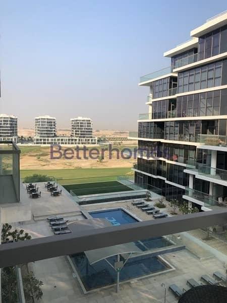 24 Pool & Golf View |  Low Floor  |  Vacant