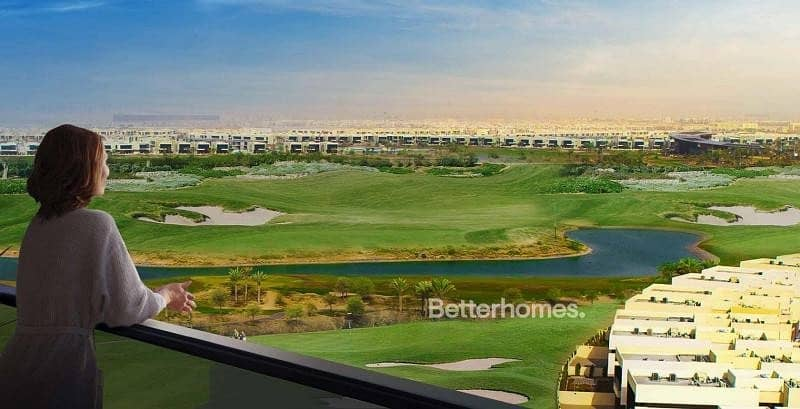 2 Off Plan | Golf Vita | 1 bed | Golf Course View