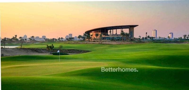 6 Off Plan | Golf Vita | 1 bed | Golf Course View