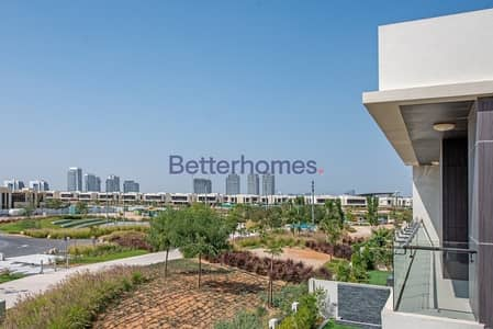تاون هاوس 5 غرف نوم للايجار في داماك هيلز (أكويا من داماك)، دبي - Best Location|Independent Villa| V4 | Park facing