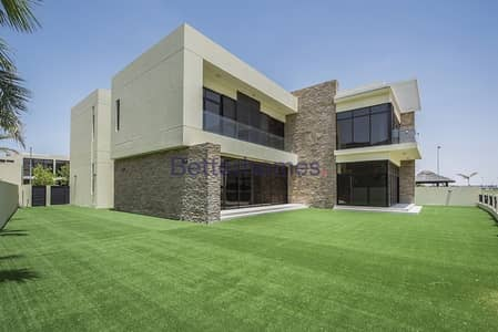 6 Bedroom Villa for Sale in DAMAC Hills (Akoya by DAMAC), Dubai - Unfurnished | Tenanted | Lake & Golf Course View