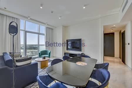 2 Bedroom Hotel Apartment for Rent in Business Bay, Dubai - All Inclusive | 6 Cheques| Housekeeping