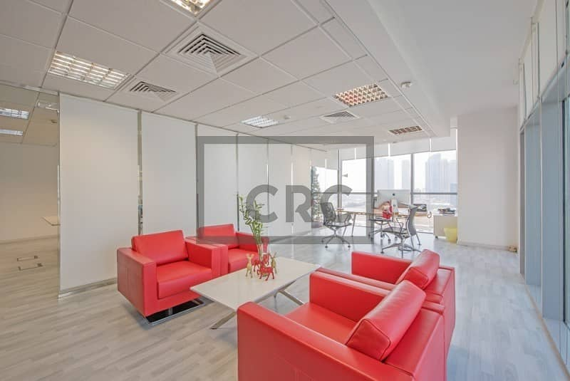 2 Fully Fitted|Well Maintained Office |Well Maintained