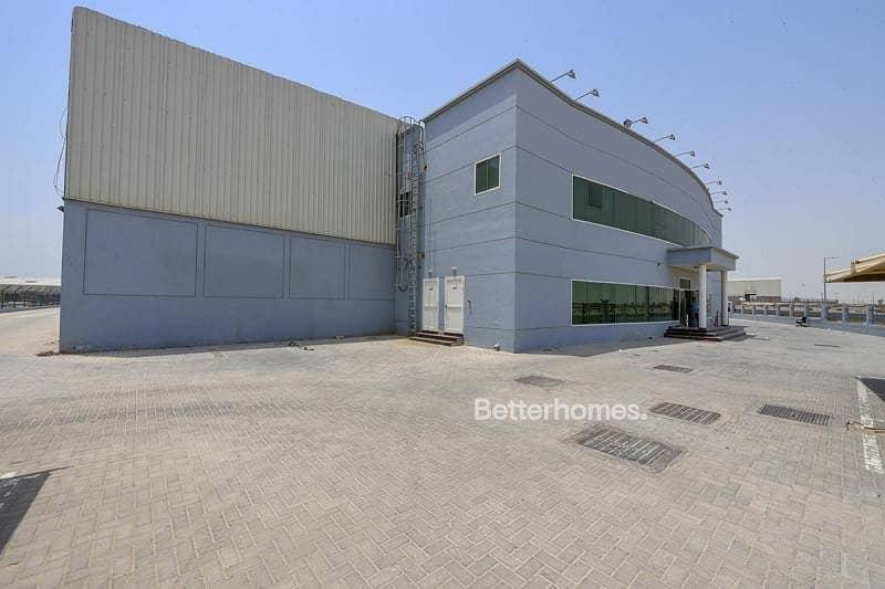 High Power Warehouse For Sale Jebel Ali