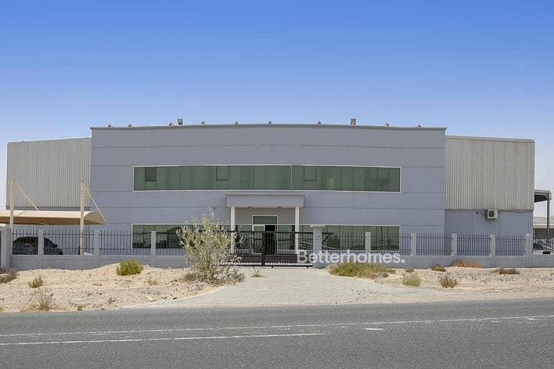14 High Power Warehouse For Sale Jebel Ali