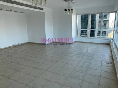 2 Bedroom Flat for Rent in Dubai Marina, Dubai - Spacious Bright 180 Degree Open Marina View 2 BR