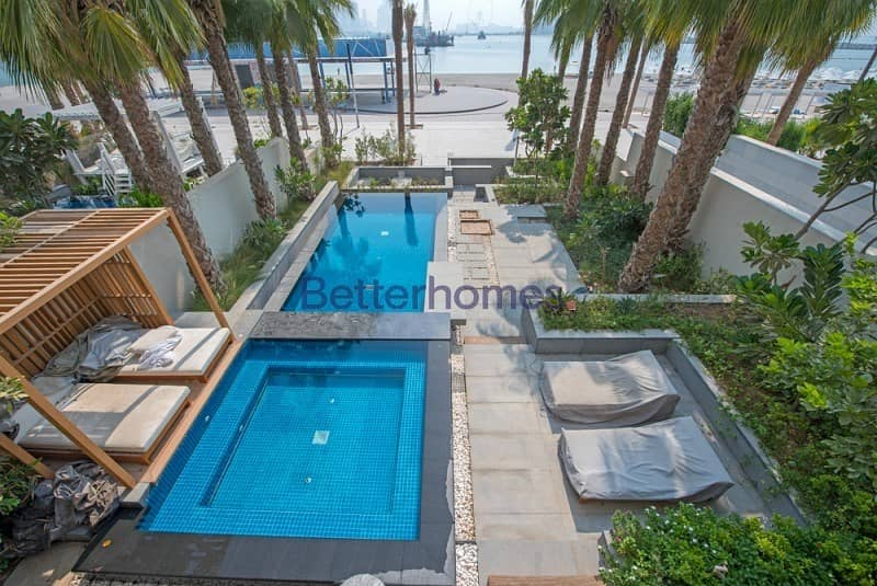 14 Beach Villa | Private Pool | Fully furnished