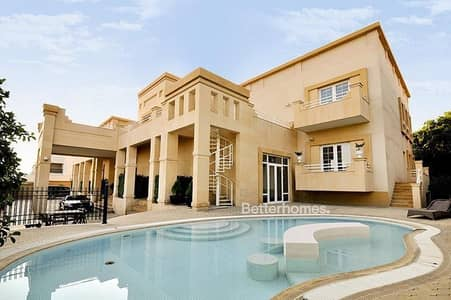 فیلا 8 غرف نوم للبيع في أم سقیم، دبي - 5 Star Finishing Largest Plot Great Location