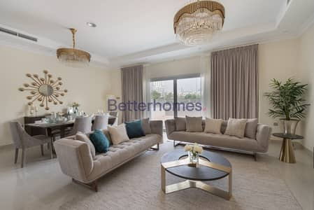 3 Bedroom Villa for Sale in Jumeirah Village Circle (JVC), Dubai - Brand New| District 12 |On The Park |Open Kitchen