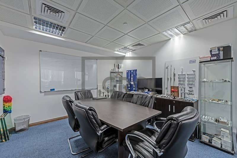 2 Fully Fitted | Spacious Office | Indigo Icon
