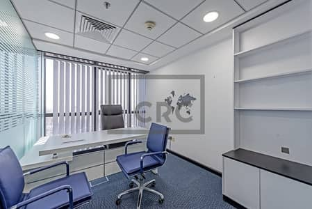 Office for Rent in Jumeirah Lake Towers (JLT), Dubai - Ready Office Space | For Rent | JBC 4 | JLT