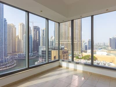 1 Bedroom Apartment for Sale in Dubai Marina, Dubai - Divine Marina View | Great Location | Marina Walk