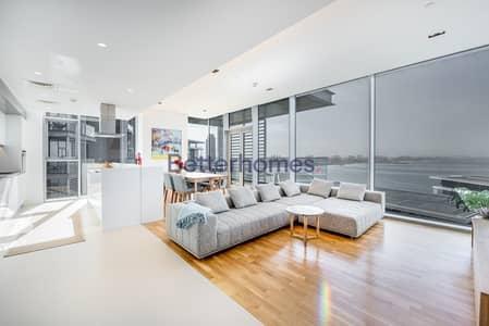 Full Sea View|High Floor|2+Maids|1705 sq.ft I Bldg 8