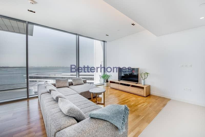 2 Full Sea View|High Floor|2+Maids|1705 sq.ft I Bldg 8