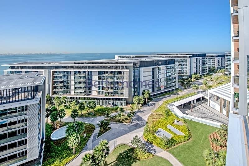 21 Full Sea View|High Floor|2+Maids|1705 sq.ft I Bldg 8