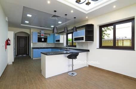 5 Bedroom Villa for Rent in The Villa, Dubai - Garden view IPrivate Pool I Maid room I Single Row