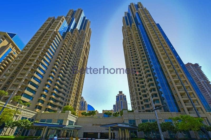 2 Best Value   Studio in 29 Burj Boulevard