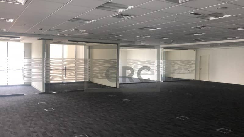 Marina Plaza | High Floor | Fitted | 6 Partitions
