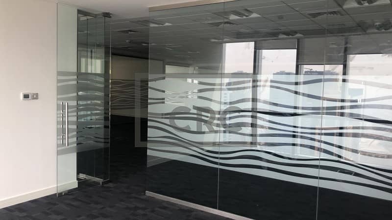 8 Marina Plaza | High Floor | Fitted | 6 Partitions