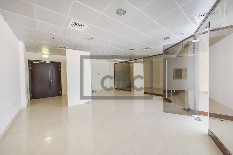 Partitioned | Emirates Financial Tower| Low Price