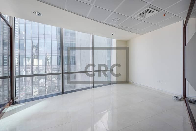 2 Partitioned | Emirates Financial Tower| Low Price