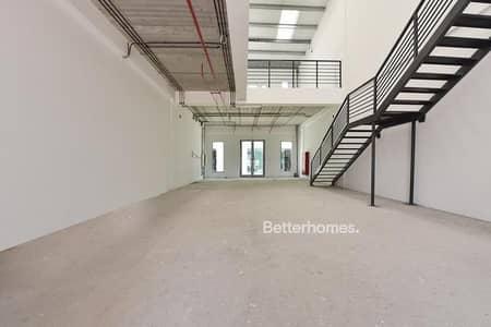 Warehouse for Rent in Dubai Production City (IMPZ), Dubai - Unique Showroom