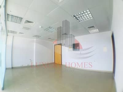 Office for Rent in Al Murabaa, Al Ain - Bright  Main Street view and Central AC