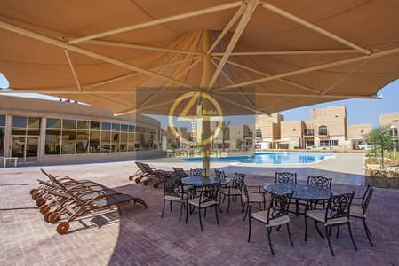 4 Bedroom Villa for Rent in Khalifa City A, Abu Dhabi - Special Modern  4 BR Villa with Swimming Pool