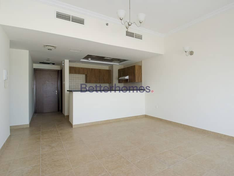 Full Golf Course  View 2BR Vacant.
