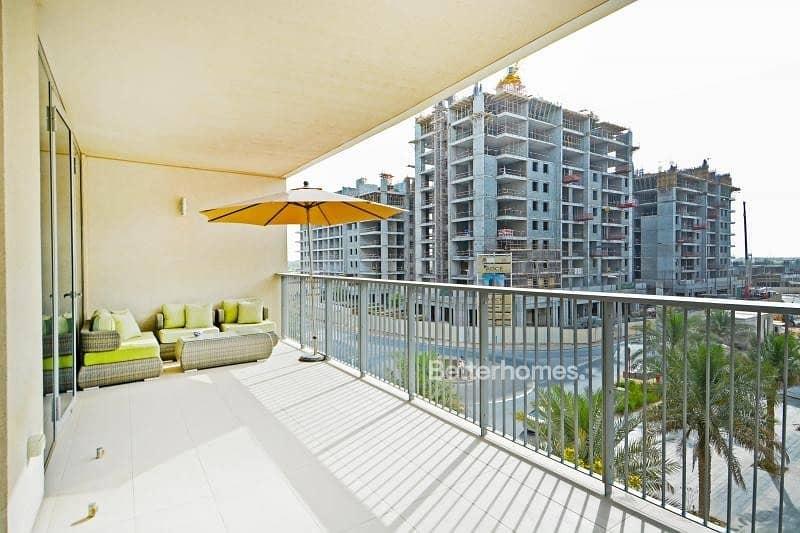 2 Spacious Three Beds Apartment in Al Zeina