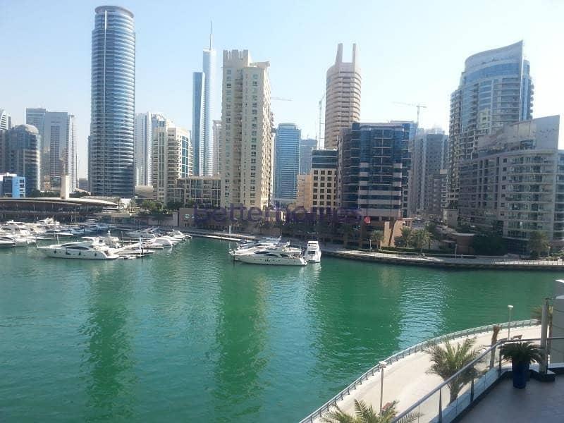 Marina View | Unfurnished | Chiller Free