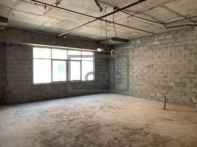 مکتب  للايجار في مجمع دبي للاستثمار، دبي - Shell and Core Office | New Building | Low Floor