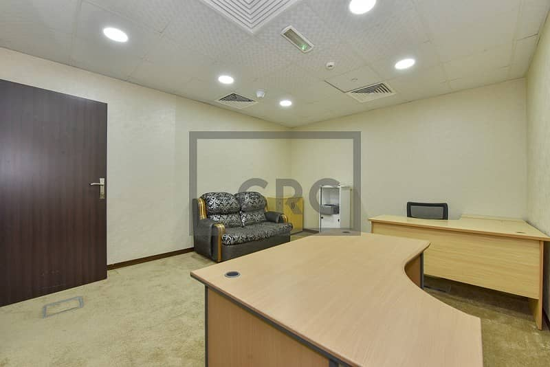 2 Business Centre | With Ejari | Office