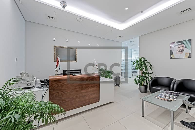 Fully Fitted Office | 20 Parking | Bay Square