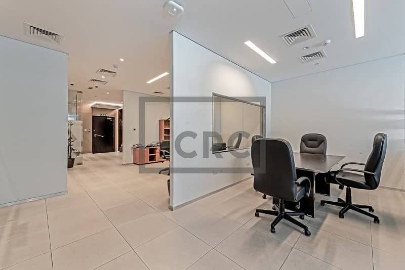 2 Fully Fitted Office | 20 Parking | Bay Square