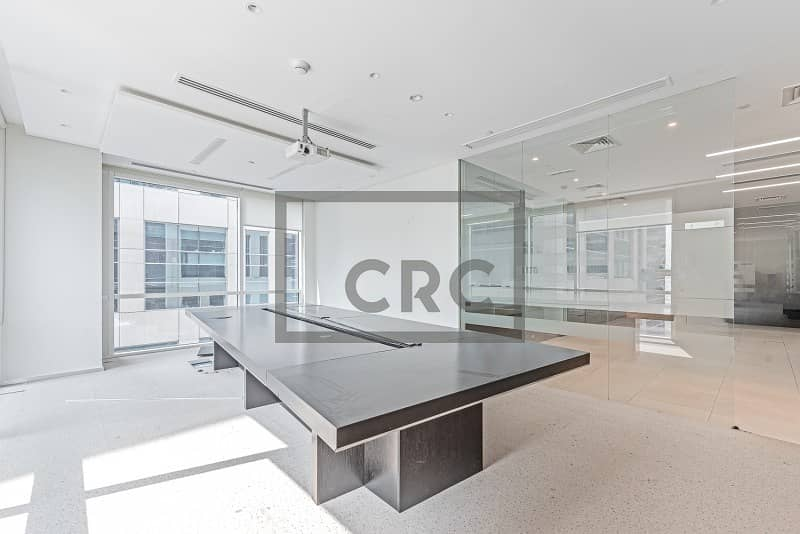 2 Fully Fitted | Partitioned Office | 9 Parking