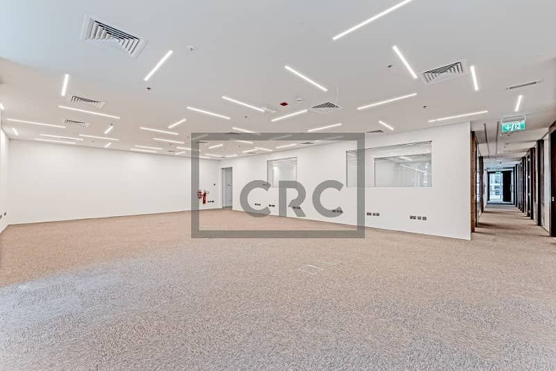 Fully Fitted   Partitioned   Office   Bay Square