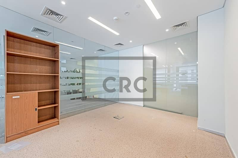 2 Fully Fitted Office | Partitions | Bay Square