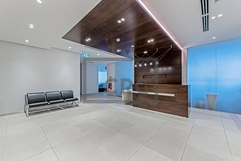 Fitted | Partitioned | Office | Bay Square