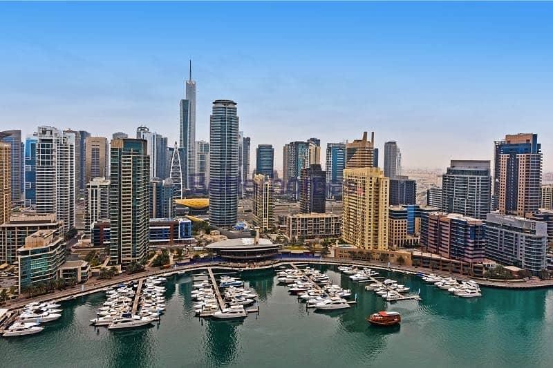 10 Full Marina View | High Floor | Furnished