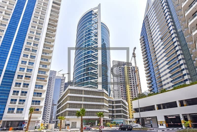 11 Fitted|High Floor|Parking | Barsha Heights