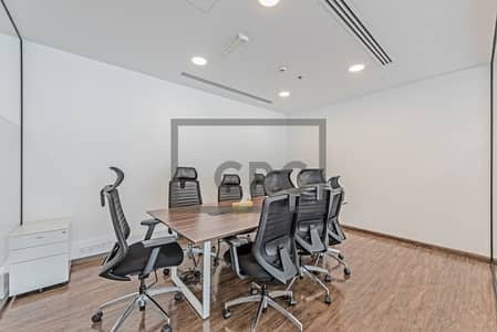 Office for Sale in Jumeirah Lake Towers (JLT), Dubai - Tenanted | Partitioned | Prime Location | Metro