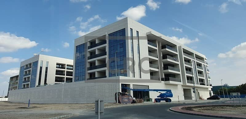 2 Shell Core | Brand New Building | Meydan |